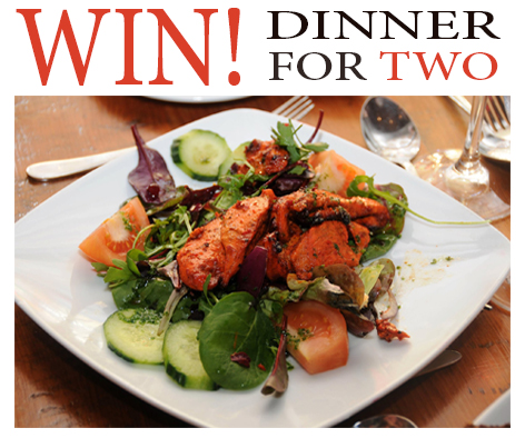 WIN DINNER FOR TWO