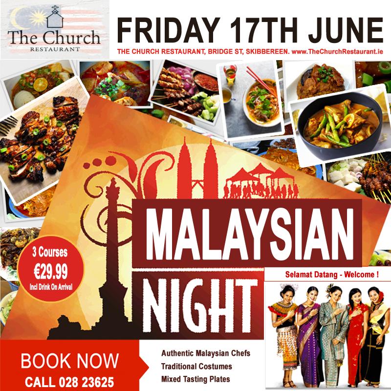 Malaysia night